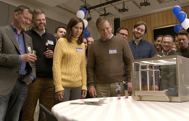 'Downsizing' Trailer: Matt Damon Shrinks for Alexander Payne's Sci-Fi Satire
