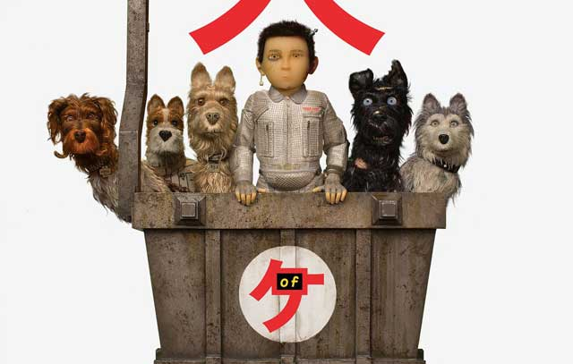 'Isle of Dogs' Official Trailer: One Boy's Search for His Beloved Dog