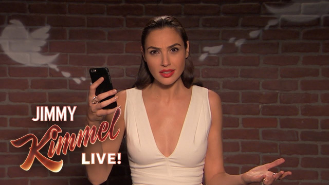 Jennifer Lawrence and Gal Gadot Respond to Haters in Latest Mean Tweets