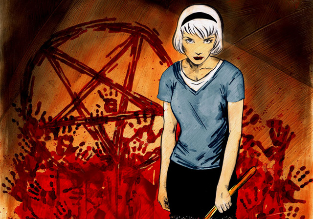 The CW is Developing The Chilling Adventures of Sabrina