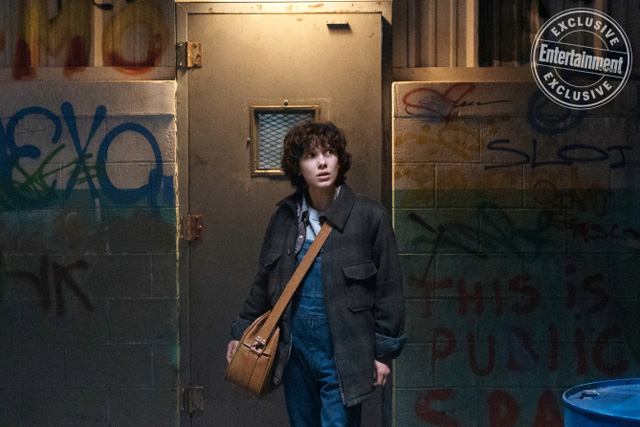 New Stranger Things Season 2 Photos Revealed