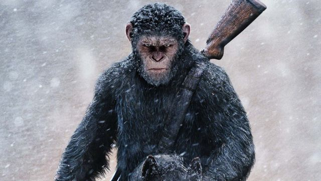 War for the Planet of the Apes Blu-ray Set for October Release