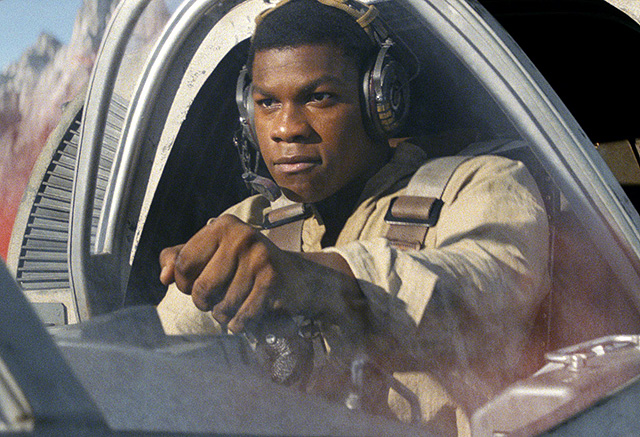 Exclusive: John Boyega Calls Star Wars: Episode IX the War to End All Wars