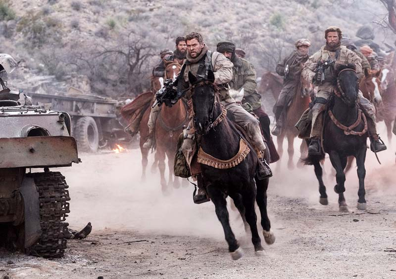 Set Visit: Warner Bros.' 12 Strong, Starring Chris Hemsworth