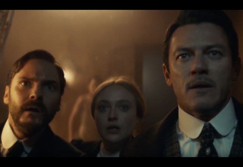 New The Alienist Trailer: Daniel Bruhl and Luke Evans Hunt a Killer