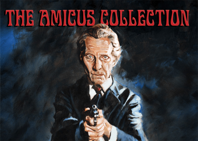 Amicus Collection Blu-ray Set Coming From Severin Films