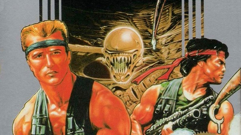 Live-Action Contra Movie and TV Series Announced by Konami