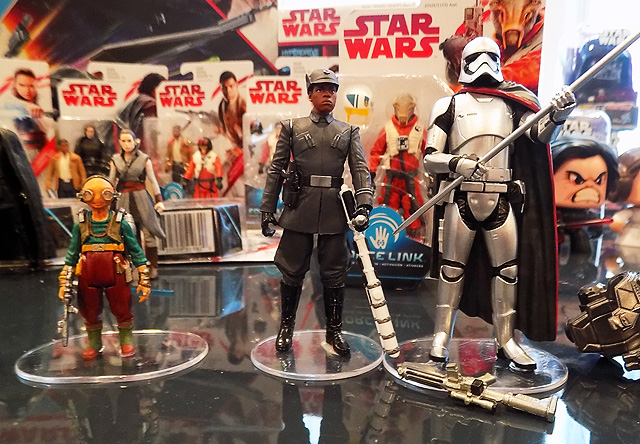Hasbro Star Wars The Last Jedi New York Comic Con Toy Gallery