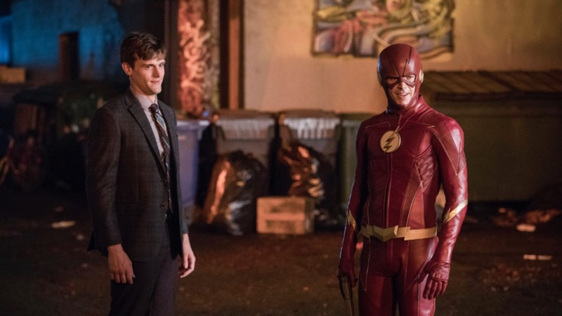 Elongated Man Makes His Debut in The Flash Episode 4.04 Promo