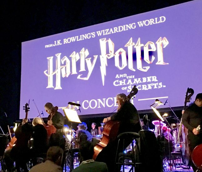Event Report: Harry Potter and the Chamber of Secrets Live Score