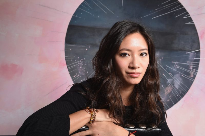 Chantal Thuy is set to play the DC Comics character Grace Choi in The CW's Black Lightning
