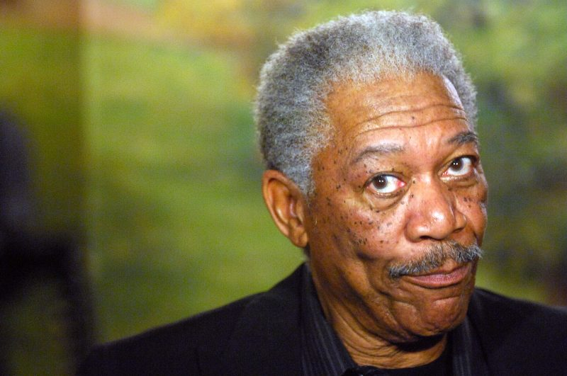 Morgan Freeman to play Colin Powell in upcoming war drama