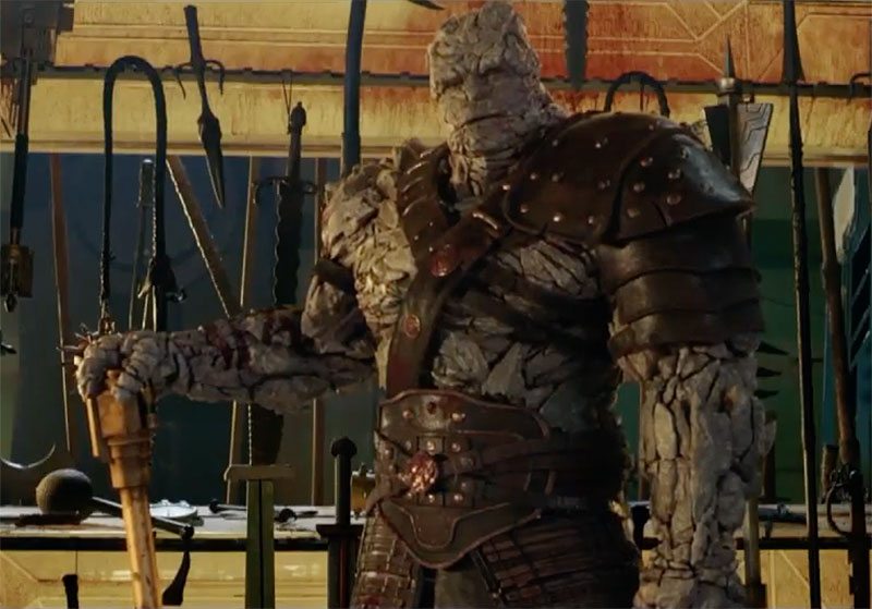 Meet Taika Waititi as Korg in New Thor: Ragnarok Clip