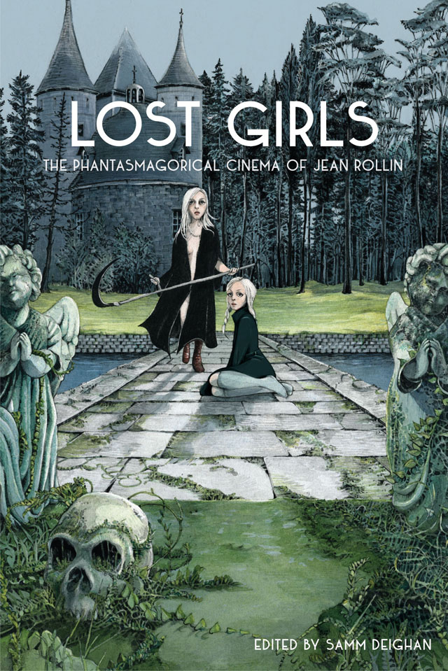 Samm Deighan Talks New Jean Rollin Book Lost Girls