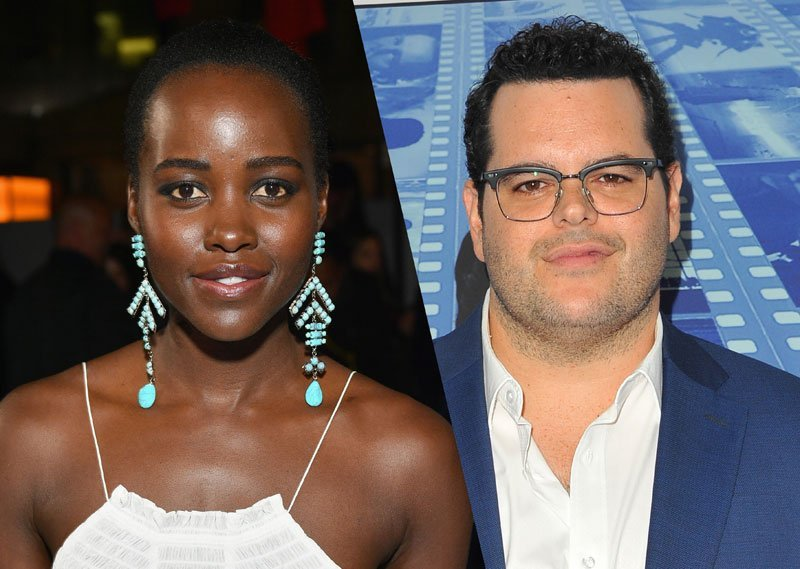 Lupita Nyong'o, Josh Gad to Star in Zombie Rom-Com 'Little Monsters'
