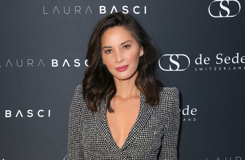 Olivia Munn Replaces Zoe Saldana in Action Pic Hummingbird