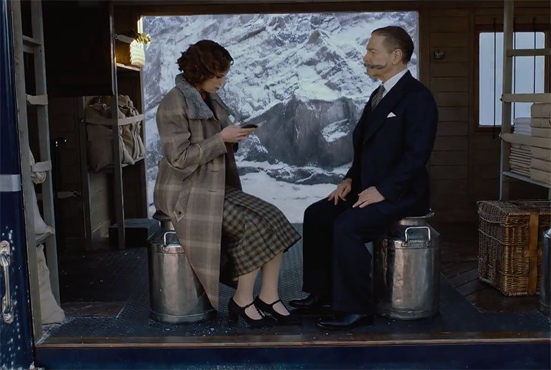 Orient Express Featurette Goes Into Shooting on Film