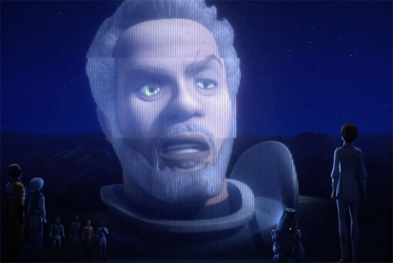 Saw Gerrera Returns to Rebels in Season 4 Clip