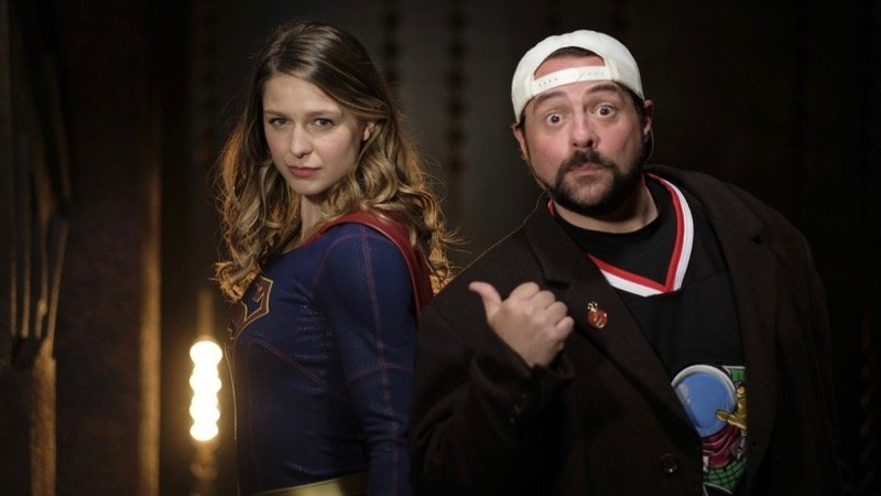 Kevin Smith Returns to Direct Supergirl in Episode 3.05 Promo