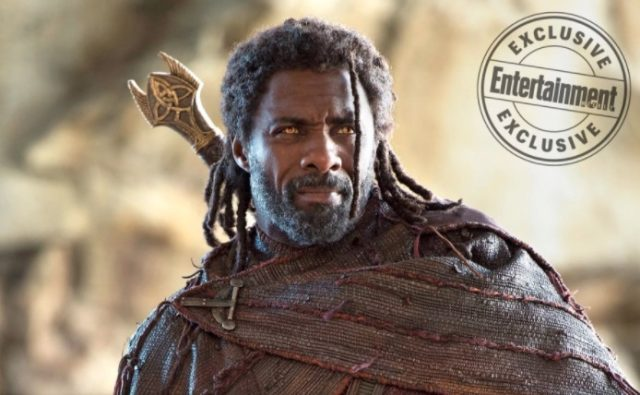 Idris Elba would like a larger role in the Marvel Cinematic Universe