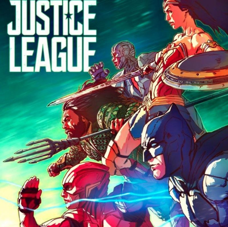 Advance Justice League Tickets on Sale, New Posters and Clips Released