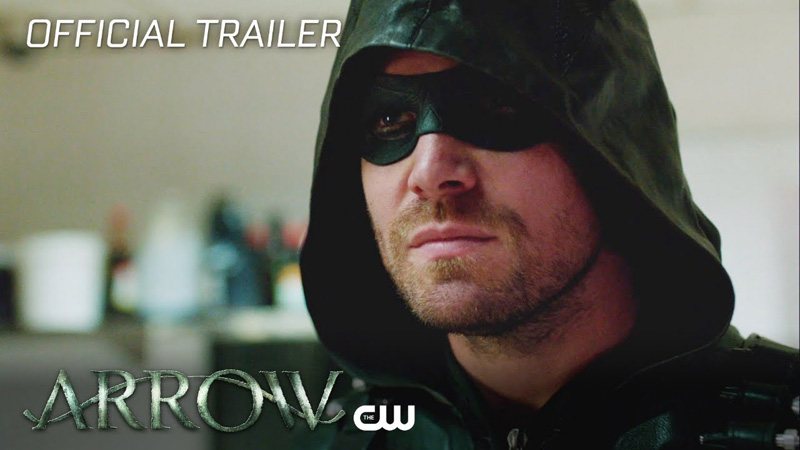 The Trailer for Arrow Episode 6.02, Tribute