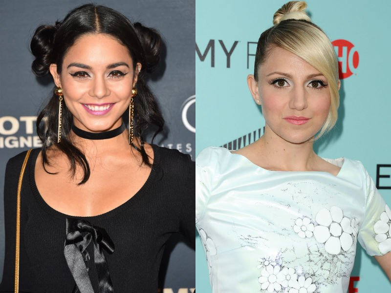 Vanessa Hudgens and Annaleigh Ashford have joined Jennifer Lopez in the rom com Second Act