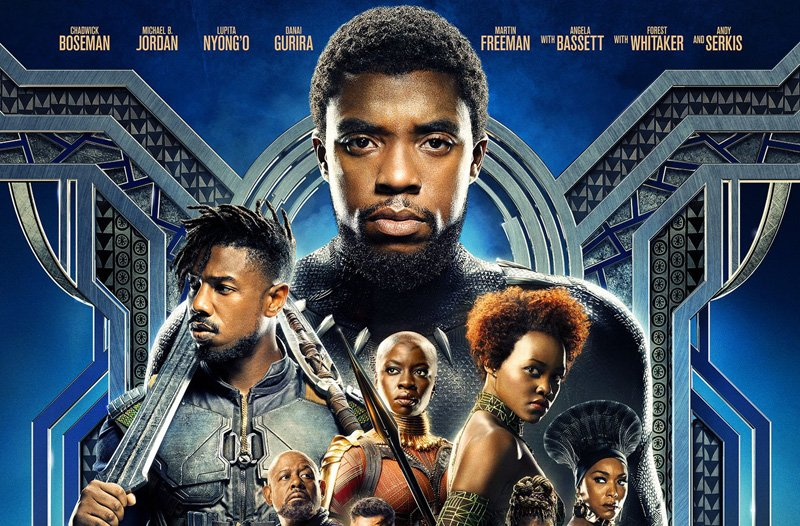 The New Black Panther Trailer and Poster!