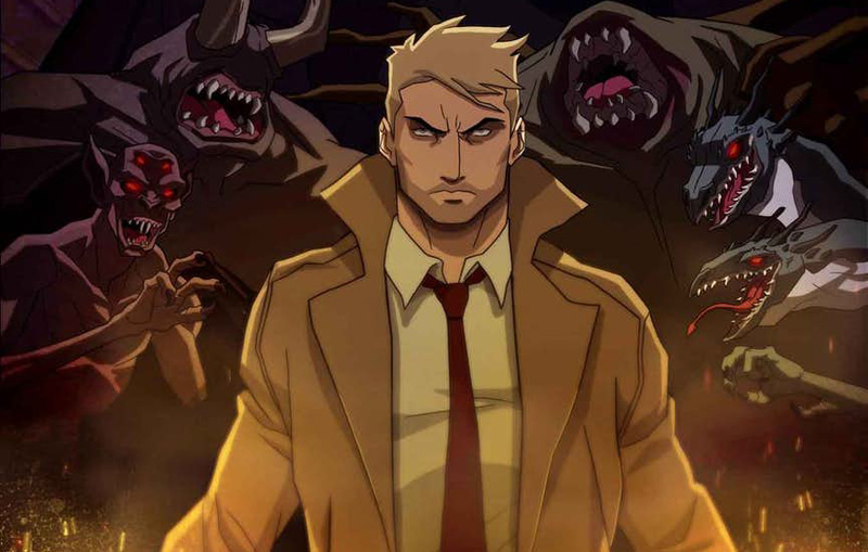 Constantine New York Comic Con First Look Online!