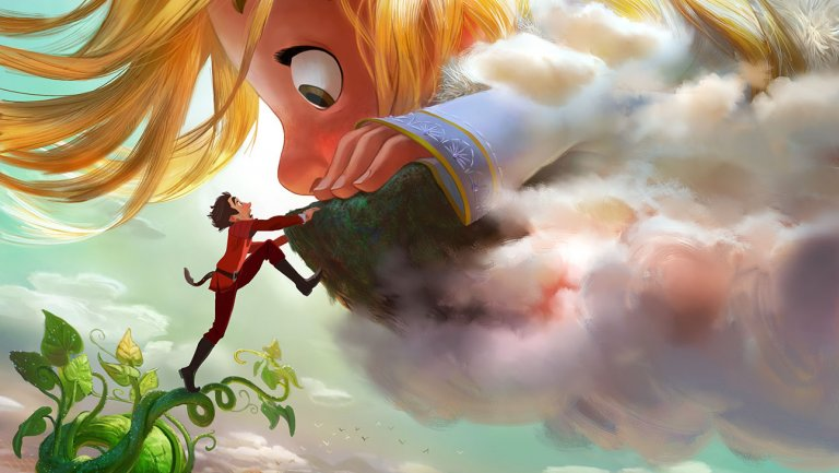 Disney isn't going forward with their Jack and the Beanstalk movie Gigantic