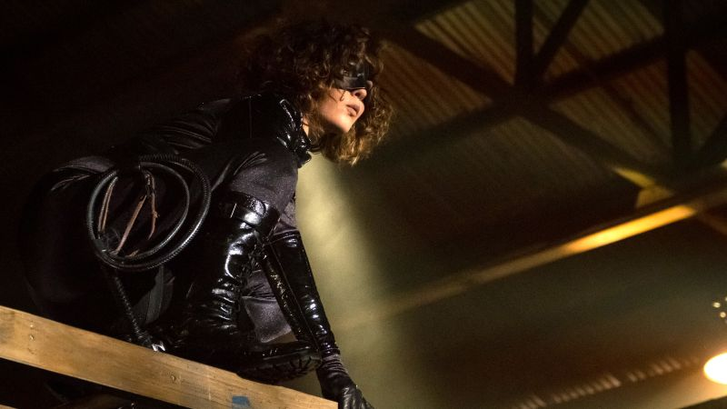 Spend A Day in the Narrows in Gotham Episode 4.07 Photos