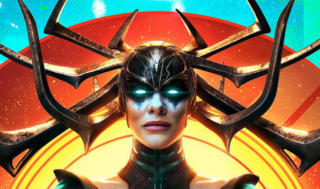 Hela is Just the Worst in New Thor: Ragnarok TV Spot