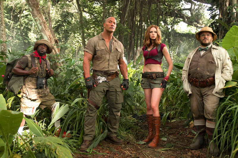 Dwayne Johnson & More Talk Robin Williams' Influence on New Jumanji