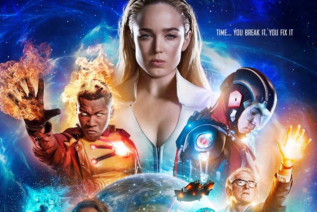 Legends of Tomorrow Star Confirmed to be Leaving this Season