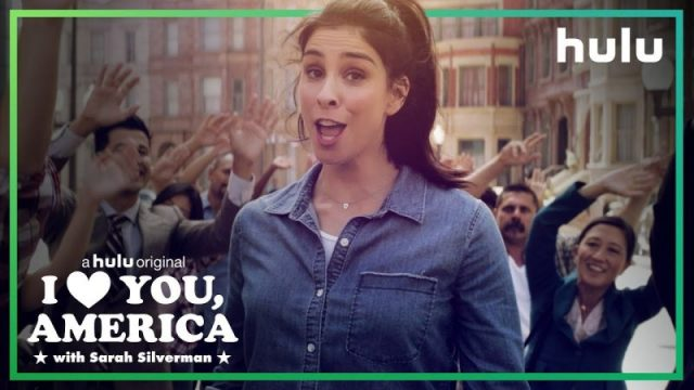 Preview for Sarah Silverman's I Love You, America Debuts
