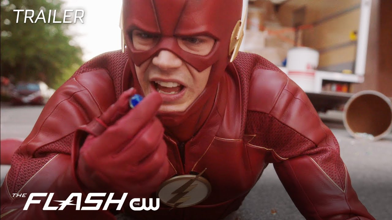 Promos for The Flash's Luck be a Lady & Legends of Tomorrow's Zari