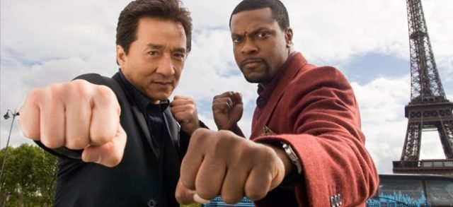 Jackie Chan confirms that Rush Hour 4 is going to happen