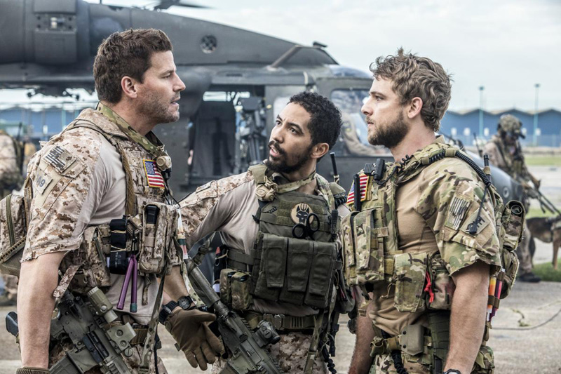 SEAL Team Gets a Full-Season Order from CBS