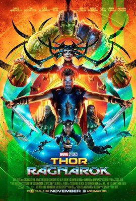 Thor: Ragnarok Review at ComingSoon.net
