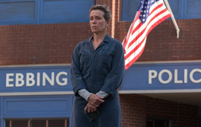 Exclusive Photos from Three Billboards Outside Ebbing, Missouri