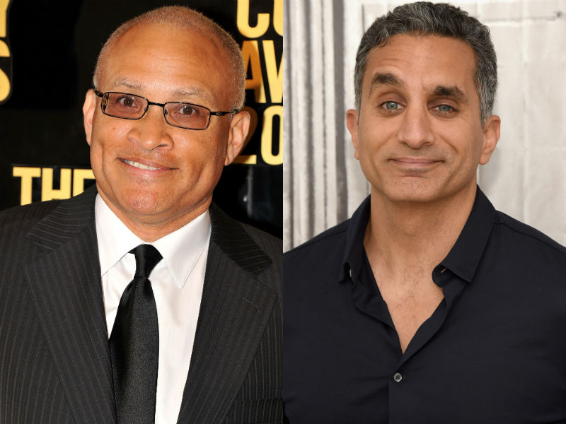 ABC is developing a Middle Eastern Superhero Comedy From Bassem Youssef, Larry Wilmore