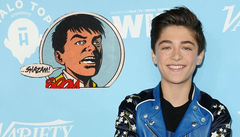 Asher Angel to Play Billy Batson in Shazam!