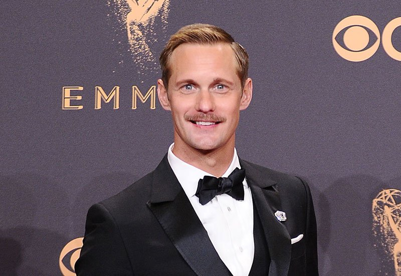 Alexander Skarsgard Boards Park Chan-wook Series The Little Drummer Girl