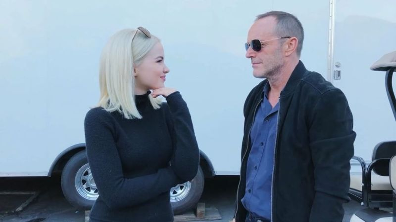Dove Cameron Joins Marvel's Agents of SHIELD Season 5