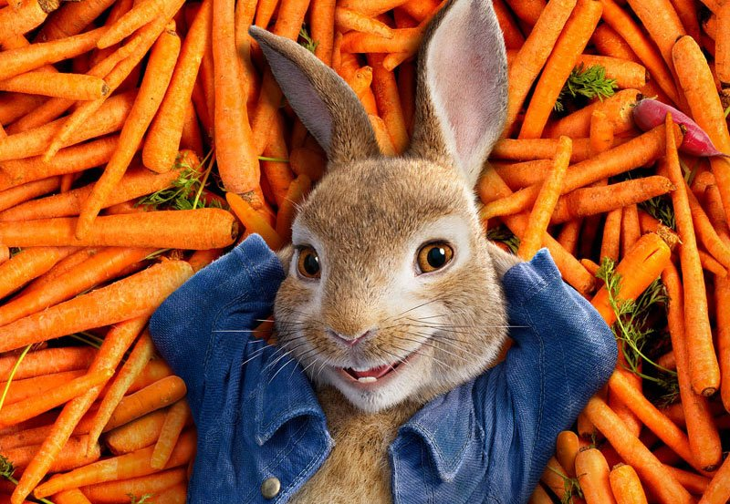 See this new trailer for James Corden's 'Peter Rabbit'