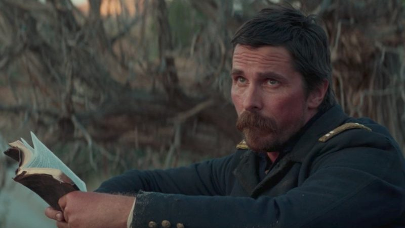 Check out the new trailer for the upcoming Christian Bale western Hostiles