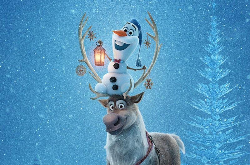 Here's what we learned at the early press day for Olaf's Frozen Adventure