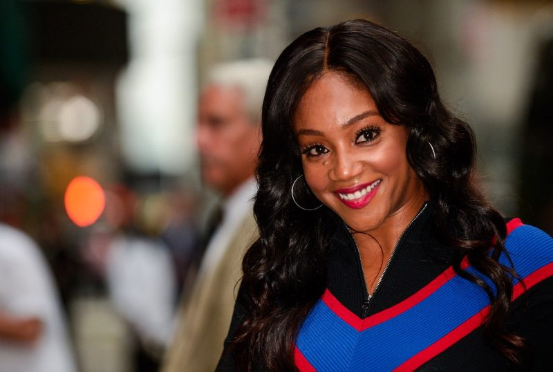 Tiffany Haddish Cast in The Kitchen and The Temp