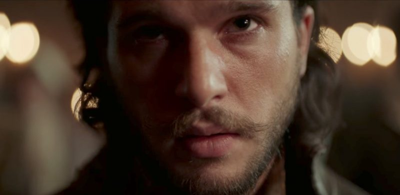Check out the new Gunpowder trailer featuring Kit Harington