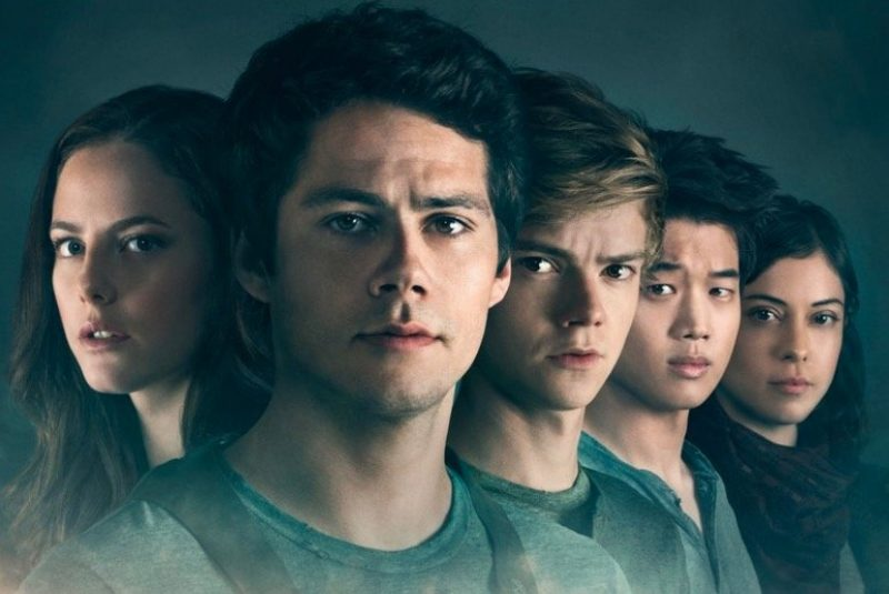 Check out the new domestic and international Maze Runner: The Death Cure posters